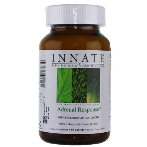 Adrenal Response 90 tablets by Innate Response